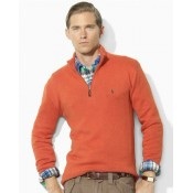 2017 Pull Polo Homme Manches Longue Europe