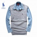 2017 Pull Polo Homme Pures Couleurs Col V Magasins Paris