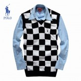 Pull Polo Homme Col V San Manches Magasin D Usine