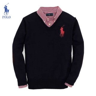 Pull Polo Homme Logos Usine