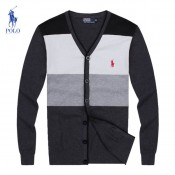 Gilet Polo Homme Col V Paris Boutique
