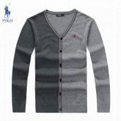 Gilet Polo Homme Multicolor Col V Manches Longue Nouvelle Collection