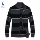 Gilet Polo Homme Multicolor Col montant Boutique