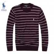 Pull Polo Homme Col rond Manches Longue Pas Chers