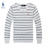 Pull Polo Homme Col V Rayures France Pas Cher