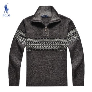 Pull Polo Homme Manches Longue Gris Pas Cher Fr