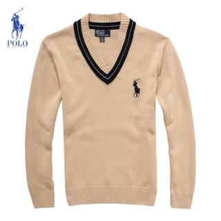 Pull Polo Homme Col V Manches Longue Pas Cher France