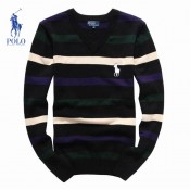 Pull Polo Homme Col V Manches Longue Site Pas Cher