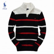 Pull Polo Ralph Lauren Homme Manches Longue Blanc Vente Privee