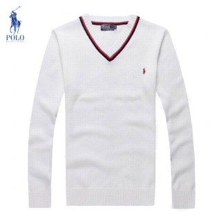 Pull Polo Ralph Lauren Homme Manches Longue Blanc Magasins