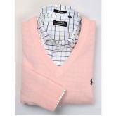 Pull Polo Ralph Lauren Homme Manches Longue Col V Outlet Paris