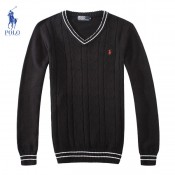 Pull Polo Homme Noir Outlet Online