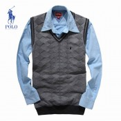 Pull Polo Ralph Lauren Homme Pures Couleurs Col V Paris Boutique