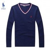 Pull Polo Ralph Lauren Homme Pures Couleurs Col V Manches Longue Magasin Lille
